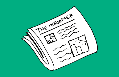 Sign up for The Informer