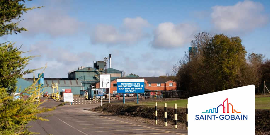 Saint-Gobain 'powers down' to save £165,000 on energy bills