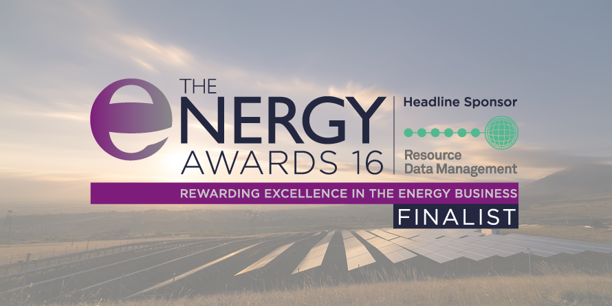 SmartestEnergy shortlisted for 'Innovation of the Year' at The Energy Awards 2016