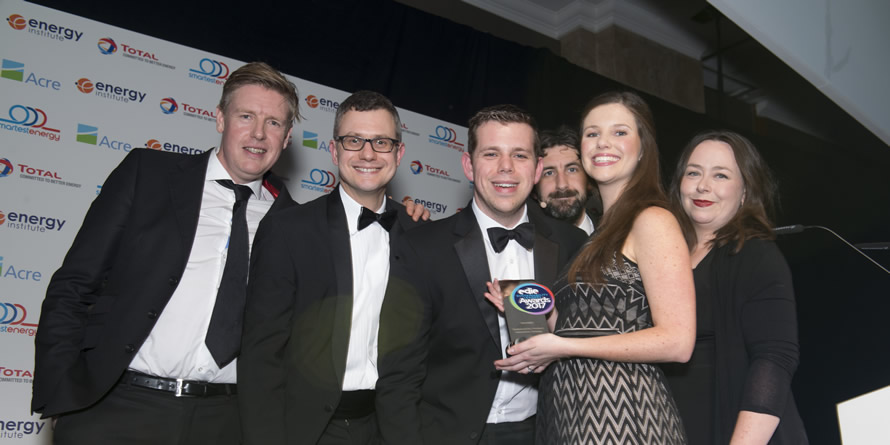 SmartestEnergy wins Edie Sustainable Leaders award