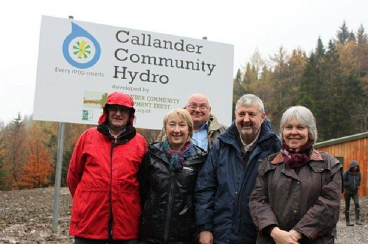 Callander Community Hydro