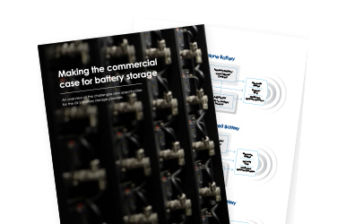 Making the commercial case for battery storage