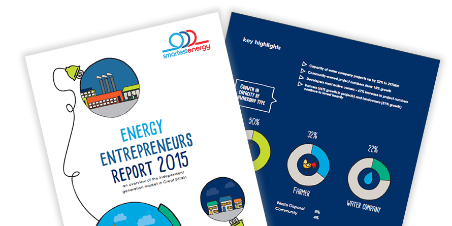 Download our Energy Entrepreneurs Report 2015
