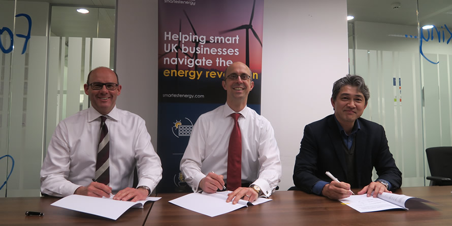 SmartestEnergy extends its business model with landmark Origami Energy deal