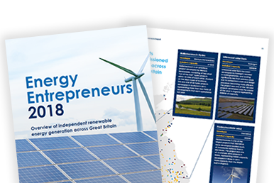 Energy Entrepreneurs 2018