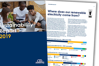 Sustainability Report 2019 Launched!